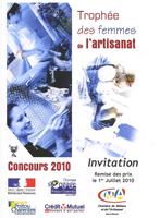 KORYOM Trophee des femmes de l'Artisanat - remise des Prix