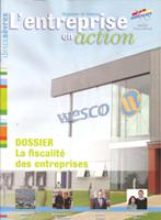 L'entreprise en action - juin 2010