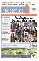 Infoéco - décembre 2011 cover