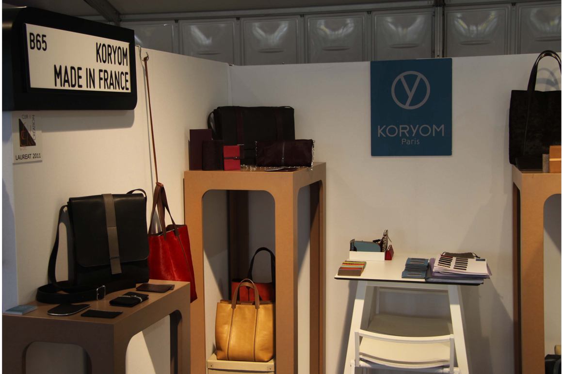 97cfbaa5156 Actualités – KORYOM – Maroquinerie – Sellier moderne – Manufacture ...