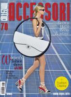 Cover - Collezioni Accessori - novembre 2012